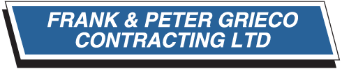Frank & Peter Grieco Contracting Ltd